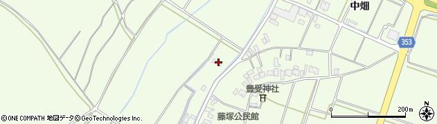 山形県酒田市宮海古川5周辺の地図