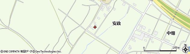 山形県酒田市宮海安政23周辺の地図
