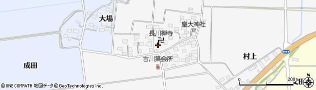 山形県酒田市刈穂古川68周辺の地図