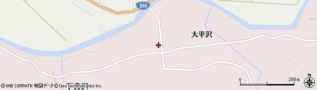 山形県酒田市下青沢前田40周辺の地図