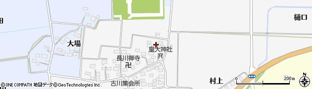 山形県酒田市刈穂古川42周辺の地図