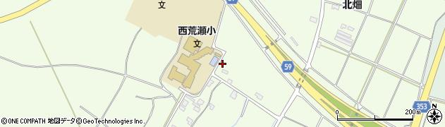 山形県酒田市宮海安政227周辺の地図