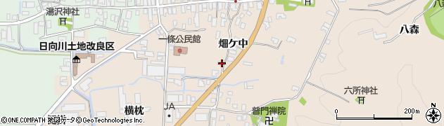 山形県酒田市市条村ノ前46周辺の地図
