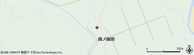 山形県酒田市上青沢姥ケ沢189周辺の地図