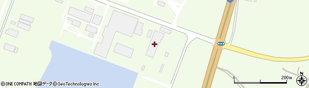 山形県酒田市宮海新林662周辺の地図