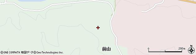 山形県酒田市常禅寺前山146周辺の地図