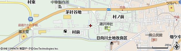 山形県酒田市法連寺茅針谷地91周辺の地図