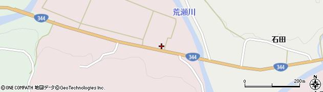 山形県酒田市下青沢大坪130周辺の地図