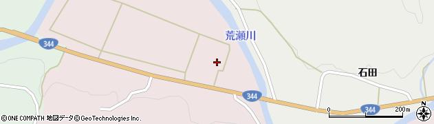 山形県酒田市下青沢大坪24周辺の地図
