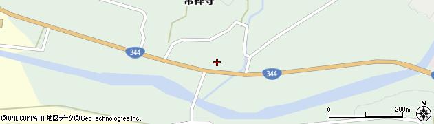山形県酒田市常禅寺上川原65周辺の地図