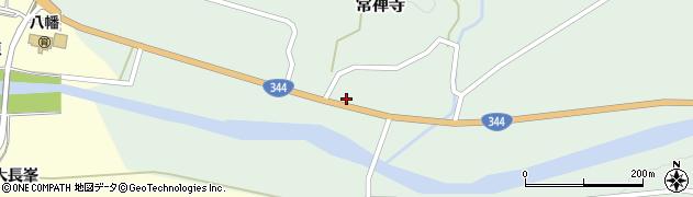 山形県酒田市常禅寺西田23周辺の地図