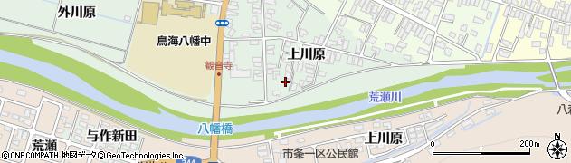 山形県酒田市小泉上川原26周辺の地図