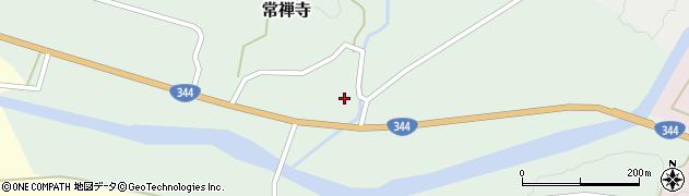 山形県酒田市常禅寺上川原9周辺の地図