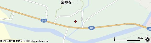 山形県酒田市常禅寺上川原2周辺の地図