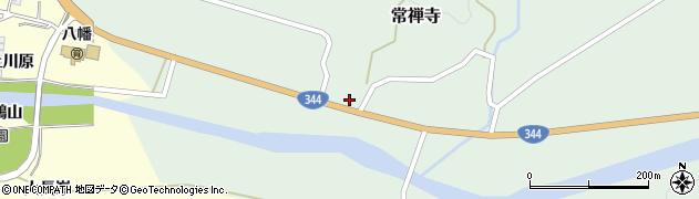 山形県酒田市常禅寺西田29周辺の地図