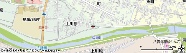 山形県酒田市小泉上川原22周辺の地図