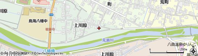 山形県酒田市小泉上川原18周辺の地図