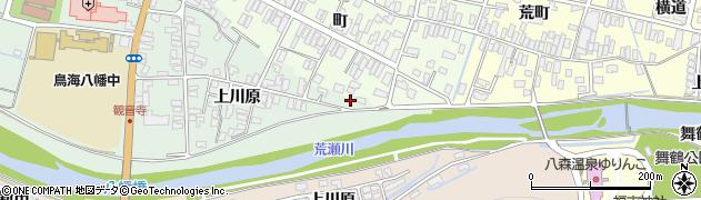山形県酒田市小泉上川原7周辺の地図