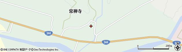 山形県酒田市常禅寺上川原12周辺の地図