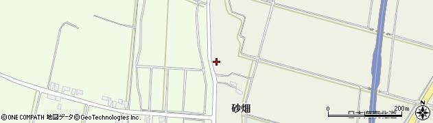 山形県酒田市穂積砂畑58周辺の地図