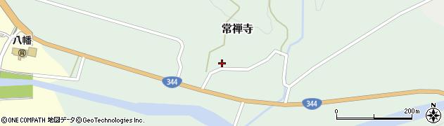 山形県酒田市常禅寺上野山3周辺の地図