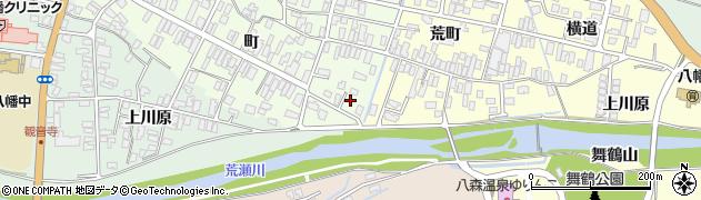 山形県酒田市観音寺町154周辺の地図