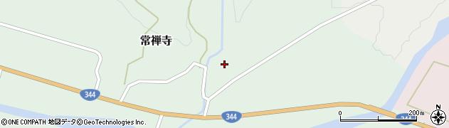 山形県酒田市常禅寺上川原27周辺の地図