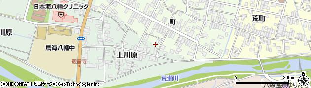 山形県酒田市観音寺町161周辺の地図