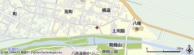 山形県酒田市麓上川原34周辺の地図