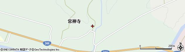 山形県酒田市常禅寺上川原14周辺の地図