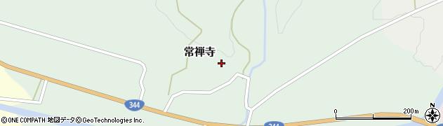 山形県酒田市常禅寺上野山20周辺の地図