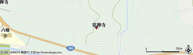 山形県酒田市常禅寺上野山9周辺の地図