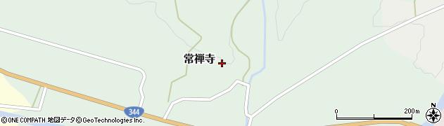 山形県酒田市常禅寺上野山19周辺の地図