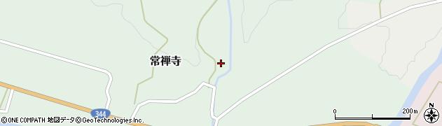 山形県酒田市常禅寺上野山14周辺の地図