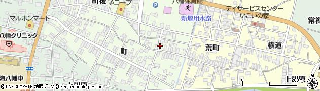 山形県酒田市観音寺町12周辺の地図