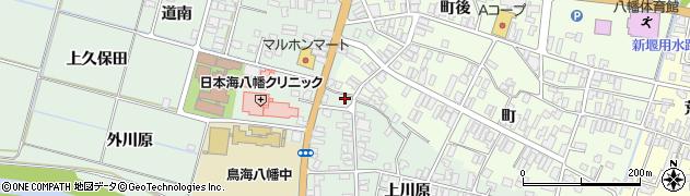 山形県酒田市小泉前田43周辺の地図