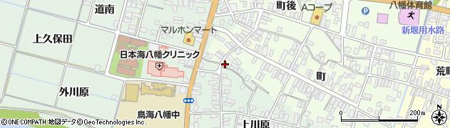 山形県酒田市小泉上川原63周辺の地図