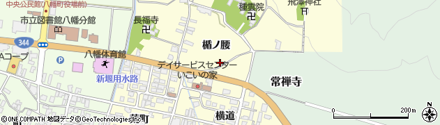 山形県酒田市麓楯ノ腰15周辺の地図