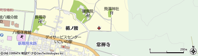 山形県酒田市麓楯ノ腰1周辺の地図