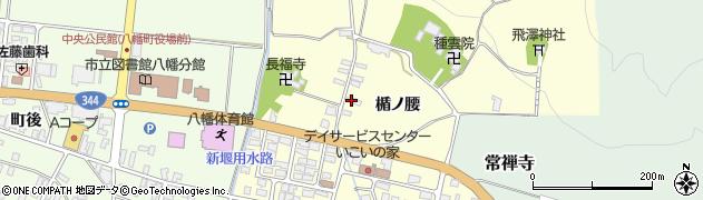 山形県酒田市麓楯ノ腰28周辺の地図