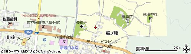 山形県酒田市麓楯ノ腰90周辺の地図