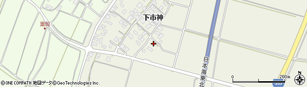 山形県酒田市穂積堂の前10周辺の地図
