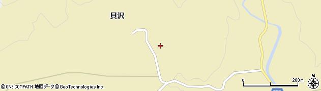 山形県酒田市北青沢貝沢61周辺の地図