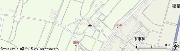 山形県酒田市宮海日向195周辺の地図