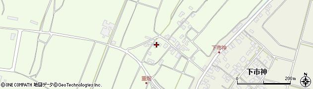 山形県酒田市宮海林内15周辺の地図