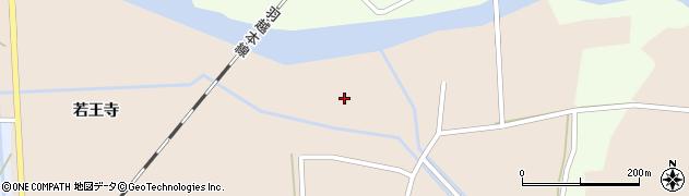 山形県酒田市刈屋土手外周辺の地図