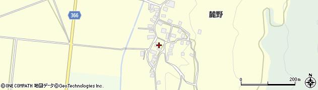 山形県酒田市麓麓野12周辺の地図