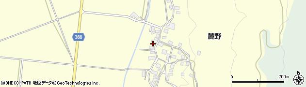 山形県酒田市麓村ノ下10周辺の地図