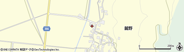 山形県酒田市麓村ノ下30周辺の地図