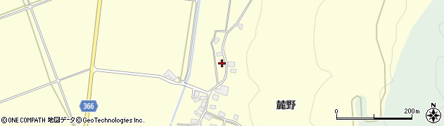 山形県酒田市麓村ノ下1周辺の地図
